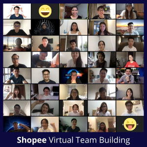 Shopee Virtual Team Building