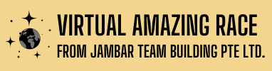 Jambar Virtual Amazing Race Footer